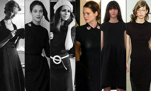 the latest 19686 f0b90 Da Chanel a Audrey Hepburn i segreti del tubino nero - Luxstyle
