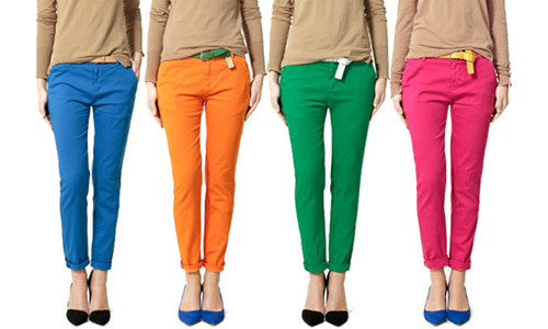 1666 0 zara color blocking